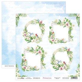 Arkusz papieru SB 30x30cm - Primavera 05