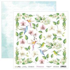 Arkusz papieru SB 30x30cm - Primavera 07