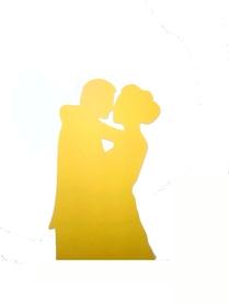 (P18) Para młoda Przytulanie