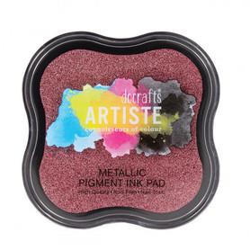 Tusz pigmentowy ARTISTE - Metallic Berry Red