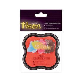 Tusz pigmentowy ARTISTE - neonowy różowy