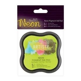Tusz pigmentowy ARTISTE - neonowy żółty
