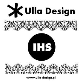 Wykrojnik ULLA DESIGN IHS Hostia (0818-04)