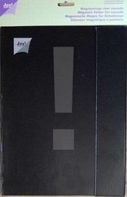 Album magnetyczny A4 JOY na wykrojniki 6200/0060