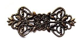 (OM1) Ornament podłużny metalowy