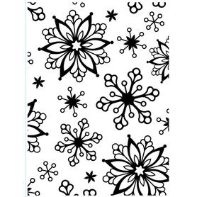 Folder do embossingu 1218-71 Śnieżynki