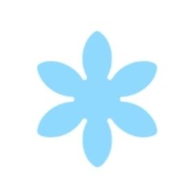 Dziurkacz 1,6 cm - Stokrotka