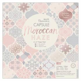 Papier ozdobny Moroccan Haze 15,2 x 15,2 cm