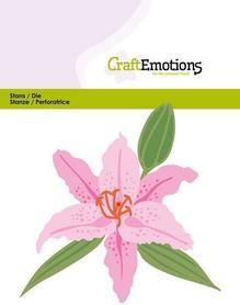 Wykrojnik Craft Emotions - Lily 3D - Lilia