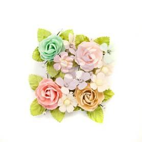 Prima Marketing Misty Rose Flowers Paxton (643)