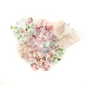 Prima Marketing Misty Rose Flowers Mabel (650)
