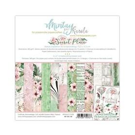 Papiery 15x15  Secret Place Mintay by Karola