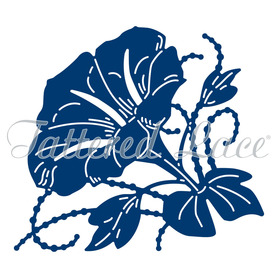 Wykrojnik Tattered Lace  Lavish Floral