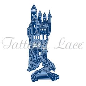 Wykrojnik - Tattered Lace - Snow Castle