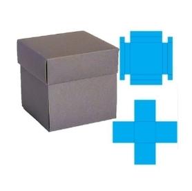 Wykrojnik Pudełko Exploding Box 5x5x5 cm (8762)