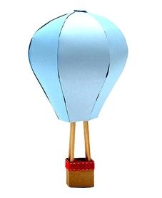 Wykrojnik Balon 3D