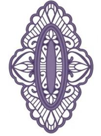 Wykrojnik Zestaw ramek ażurowych (0111)