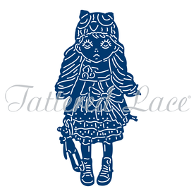 Wykrojnik Tattered Lace Cherished Darling Paige