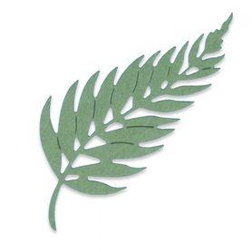 Wykrojnik Sizzix Thinlits - Elegant Leaf - Listek