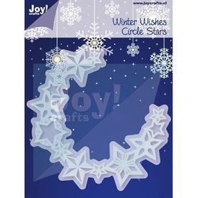 Wykrojnik - Joy!Crafts - 6002/2042 Śnieżynki