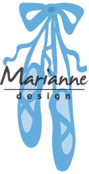 Wykrojnik Marianne Design - LR0466 - Baletki