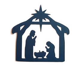 SCRAPKI (P125) Szopka Boże Narodzenie