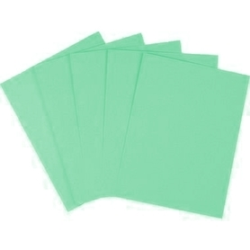 Papier kolor morski A4 160g - 5 szt.
