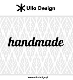 Wykrojnik ULLA DESIGN handmade (1118-5)