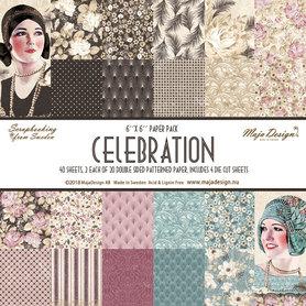 Zestaw papierów Celebration 15x15