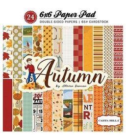 Zestaw papierów Carta Bella  Autumn  15x15cm