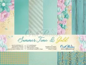 Summer Time - Zestaw papierów 30,5x30,5cm