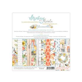 Zestaw papierów 15x15 - Mintay - BLOOMVILLE