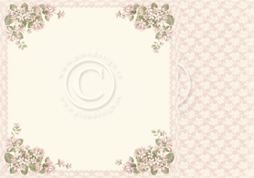 Arkusz dwustronny - Sunny side 30,5x30,5cm (18002)
