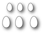 Wykrojnik Memory Box - Clutch of eggs (99728)