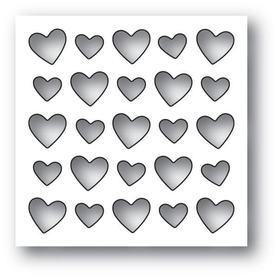 Wykrojnik Memory Box -  Heart Board (94104)