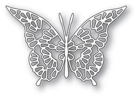 Wykrojnik Memory Box - Lace Butterfly (94116)