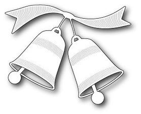 Wykrojnik Memory Box - Gleaming Bells (98949)