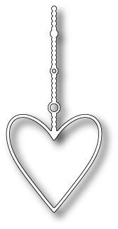 Wykrojnik Memory Box - Devotion Heart (99339)