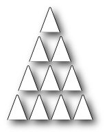 Wykrojnik Memory Box - Folding Tree (99531)