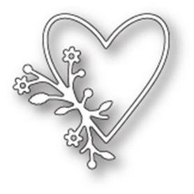 Wykrojnik Memory Box - Pembroke Heart (99613)