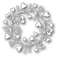 Wykrojnik Memory Box - Heart Party Circle (99697)