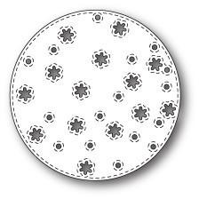 Wykrojnik Memory Box - Snowflake Circle (99807)