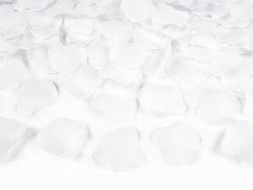 Płatki róż w woreczku, białe (1 op. / 100 szt.)