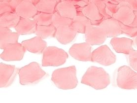 Płatki róż w woreczku, j.różowe (1 op. / 100 szt.)