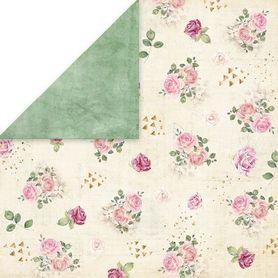 CP-FV04 Arkusz papieru Flower Vibes 04