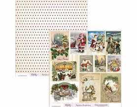 SCP-002 Dayka Arkusz papieru 30,5x30,5 cm Święta