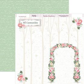 SCP-233 Dayka Arkusz papieru 30,5x30,5cm