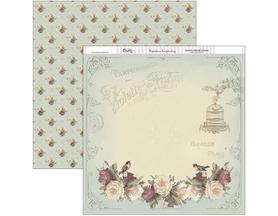 SCP-094 Dayka Arkusz papieru 30,5x30,5cm