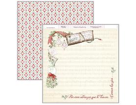SCP-130 Dayka Arkusz papieru 30,5x30,5cm Święta
