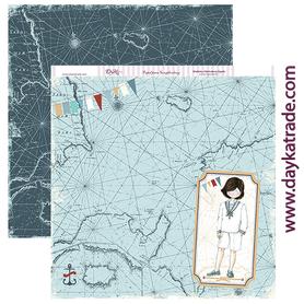 SCP-186 Dayka Arkusz papieru 30,5x30,5cm Chłopiec